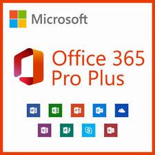 MS Office 365 Pro Plus 2019 Lifetime Account PC & MAC + 5TB Cloud