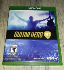 Guitar Hero Live XBOX One 1 XB1 Game Only
