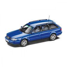 Original Audi Sport Modellauto 1:43 Miniatur S6 Plus Avant blau 5031300113