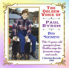 The Golden Voice of Paul Byrom - Boy Soprano