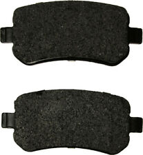 Disc Brake Pad Set-Original Performance Semi-Met Rear WD Express 520 10210 507