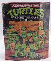 Vintage 1988 TMNT Teenage Mutant Ninja Turtles Playmates Collectors Case Figure