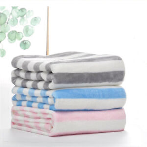 Baby Blanket Newborn Winter Warm Fleece Swaddling Soft Baby Sleeping Blanket PF