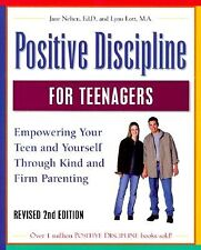 B0029PU9IC Positive Discipline for Teenagers: Empowering Your Teen and Yourself