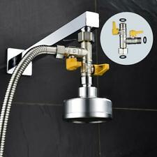 Brass Water Diverter 3 Way Shower Diverter Valve T-Adapter For Shower Head Hose