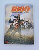 "Vintage 1984 VICTORY GAMES Board Game ""1809: Napoleon's Danube Campaign"""