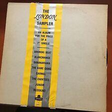 THE LONDON SAMPLER-LP BRONSKI BEAT BANANARAMA REDSKINS