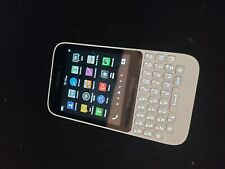 BlackBerry Q5 SQR100-2 White Unlocked Smartphone - GSM WIFI