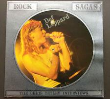 Excellent (EX) Grading Picture Disc Metal LP Vinyl Records