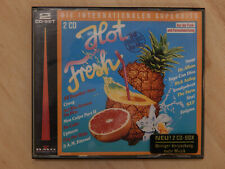 Doppel CD Hot and Fresh u.a. mit Queen Snap OMD