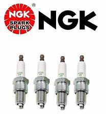For Geo Honda Isuzu Mitsubishi 4 X Spark Plugs NGK V Power Resistor BPR 6 EY 11
