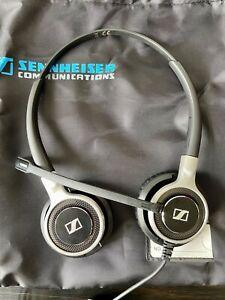 Sennheiser Professionelles Headset SC 660 Binaural CC&O HS, ED (Neuwertig)