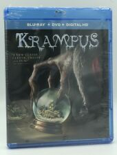 Krampus (Blu-ray+DVD+Digital HD, 2016; 2-Disc Set) NEW