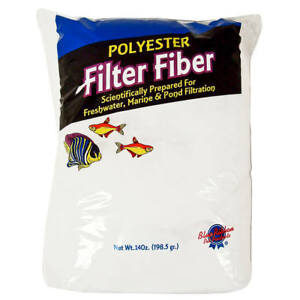Blue Ribbon 100% Polyester Filter Floss (Free Shipping)