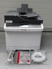 Lemark CX410de MFP Farblaser Multifunktionsdrucker inkl. Toner