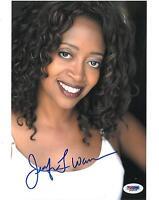 Jennifer Leigh Warren Signed Authentic Autographed 8x10 Photo (PSA/DNA) #L64425
