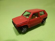 GUISVAL SEAT PANDA ( FIAT ) - RED 1:60? -  GOOD CONDITION