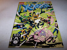 SIGNED MIKE MIGNOLA MARVEL COMICS THE UNCANNY X-MEN ANNUAL #15 KINGS OF PAIN PT3
