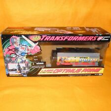 1995 HASBRO TRANSFORMERS GENERATION 2 G2 AUTOBOT LASER OPTIMUS PRIME BOXED