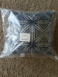 "New / Sealed Off White Sunbrella 14"" Outdoor Patio Pillow Cushion"