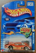 2002 Hot Wheels Porsche 911 GT1-98 Collector #135