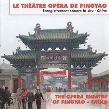 1340 // LE THEATRE OPERA DE PINGYAO CD NEUF