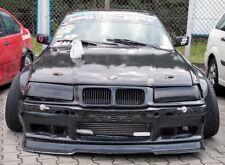 FENDER FLARES / WHEEL ARCHES Universal + 75mm for BMW / LEXUS