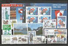 Dänemark-Grönland postfrisch 1995 kompletter Jahrgang in sauberer Erhaltung