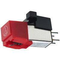 Genuine Audio Technica AT91R Dual Moving Magnet Stereo cartridge with Stylus NEW