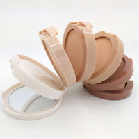 Smooth Makep 5 Colors Face Powder Contour Shading Concealer Palette Foundation: