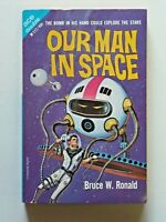 Ace Double 1965 Sci-Fi P.B. Book ULTIMATUM IN 2050 A.D. / OUR MAN IN SPACE 1092
