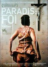 affiche du film PARADIS FOI 120x160 cm