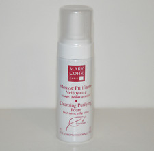 Mary Cohr Cleansing Purifying Foam oily skin 150ml/5.07oz.  Professional size