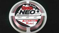 Momoi Hi-Catch NEO Pink 100lb  Flurocarbon Leader fluro carbon made in japan