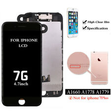 "for iPhone 7 4.7"" LCD Display Touch Screen Digitizer Replacement Black"