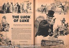 """Luke Short - """"The Luck Of Luke"""""""