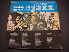 Collector's History of Classic Jazz,927942,Murray Hill,Record,Vinyl,5 Album Set