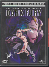 THE CHRONICLES OF RIDDICK - DARK FURY - DVD (USATO EX RENTAL)