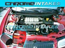 95 96 97 98 99 00 Dodge Stratus Sebring Cirrus 2.5 2.5L V6 AIR INTAKE+K&N
