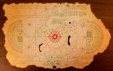 Goonies Map Prop Replica