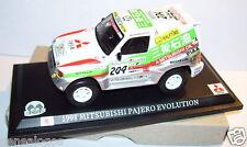 DEL PRADO 4X4 MITSUBISHI PAJERO EVOLUTION 1998 1/43