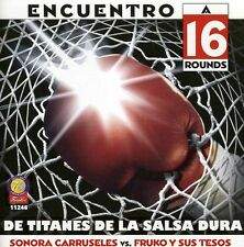 ENCUENTRO A 16 ROUNDS - V/A - CD - **LIKE NEW MINT**