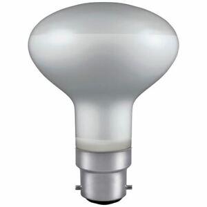 Osram R80 100W 240V BC B22 Warm White Diffused Reflector