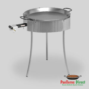Wind Deflector for Gas Paella Burners - Fits PAELLA PANS from 50cm to 70cm