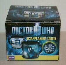 Bbc Doctor Who Disappearing Tardis Mug Boxed New