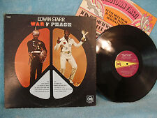 Edwin Starr, War and Peace, Gordy Records GLPS 948, 1970, Funk/Soul