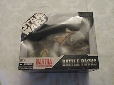 Hasbro Star Wars Bantha with Tusken Raiders Battle Pack