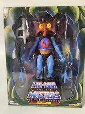 Masters Of The Universe  Mantenna Filmation 2.0 Club Grayskull Ultimates 18cm