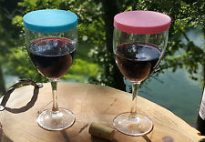 Drink Cover (set of 4) Covers to protect your drink. Keep bugs and debris out.
