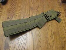 Eagle Industries Size 32 SFLCS MJK Khaki Padded MOLLE War Battle Belt LBT! MINT!